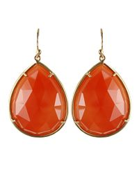 Irene Neuwirth | Red Medium Pear Shaped Earrings | Lyst