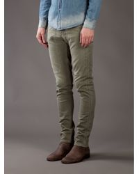Jeckerson - Green Skinny Jeans for Men - Lyst