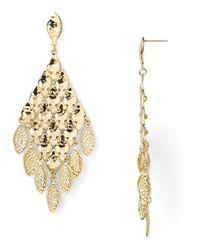 Kendra Scott | Metallic Nera Earrings | Lyst