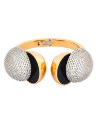 Lara Bohinc - Metallic Collision Bracelet - Lyst