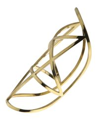 Pamela Love - Metallic Pentagram Cuff - Lyst