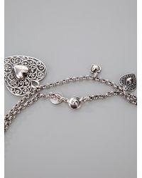 Philippe Audibert | Metallic Suzan Silverplated Necklace | Lyst