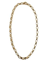 Tamara Comolli | Yellow Miniroulette Chain Necklace | Lyst