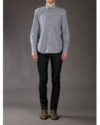 Nudie Jeans - Blue Thin Finn Skinny Jean for Men - Lyst