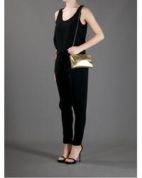Pollini - Metallic Shoulder Bag - Lyst