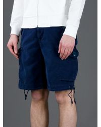 Polo Ralph Lauren Blue Cargo Short for men