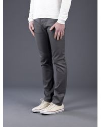 Svensson | Gray Magnus Thure Narrow Jean for Men | Lyst