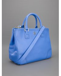 Tory Burch | Blue Robinson Spectator Bag | Lyst