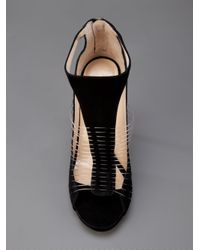 Jimmy Choo - Black Taste Sandal Pump - Lyst