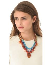 DANNIJO - Multicolor Levi Iii Necklace - Lyst