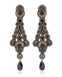 Dori Csengeri - Black Madison Earrings - Lyst