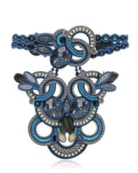 Dori Csengeri | Blue Icarus Necklace | Lyst