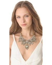 Erickson Beamon - Metallic Hello Sweetie Necklace - Lyst