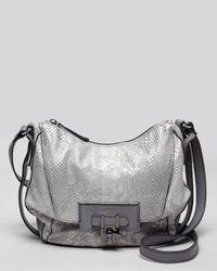Kooba | Metallic Shoulder Bag Gabby Slouchy Long | Lyst