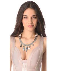 Lizzie Fortunato - White The Last Decade Necklace - Lyst