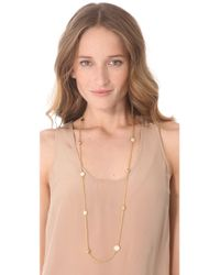 Marc By Marc Jacobs - Natural Double Wrap Necklace - Lyst