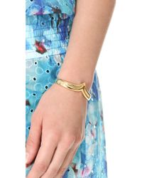 Vanessa Mooney - Metallic The Lynx Cuff - Lyst