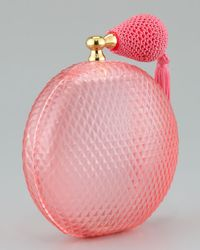 Charlotte Olympia | Perfume Clutch Pink | Lyst