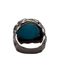 Han Cholo - Blue The Native Ring - Lyst