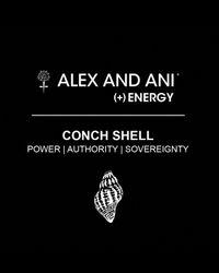 ALEX AND ANI - Metallic Conch Shell Bangle - Lyst