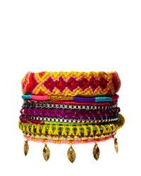 Hipanema | Multicolor St Tropez Friendship Bracelet | Lyst