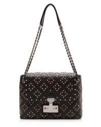 Marc Jacobs | Metallic Madison Large Shoulder Bag | Lyst