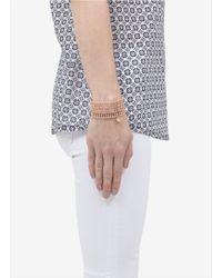 Philippe Audibert   Pink Phil Three-row Crystal Beaded Bracelet   Lyst