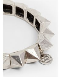 Philippe Audibert | Metallic Large Spike Bracelet | Lyst