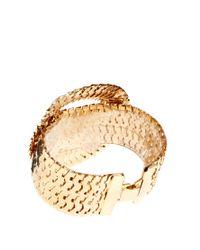 ASOS | Metallic Limited Edition Statement Chain Bracelet for Men | Lyst