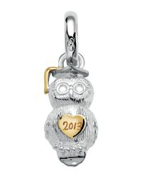 Links of London | Metallic Graduation Owl Charm | Lyst