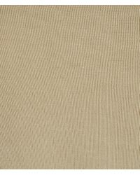 Armani - Natural V- Neck Sweater for Men - Lyst