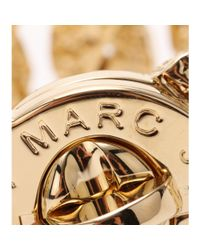 Marc By Marc Jacobs | Metallic Exploded Apocalyptic Turnlock Bracelet | Lyst