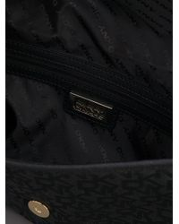 DKNY - Black Town Country Clutch - Lyst