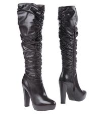Sgn Giancarlo Paoli   Black Boots   Lyst