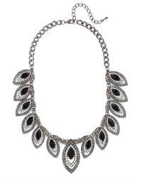 BaubleBar | Metallic Noir Ojo Collar | Lyst