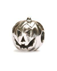 Trollbeads | Metallic Pumpkin Charm | Lyst