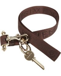 Givenchy - Metallic Key Ring Lanyard for Men - Lyst