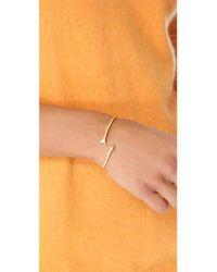 Gorjana Metallic Arrow Cuff Bracelet