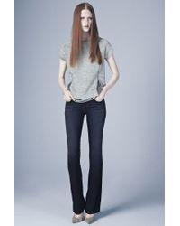 J Brand - Blue 818 Mid-rise Slim Boot Leg - Lyst