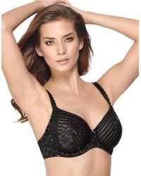 Wacoal - Black So Sophisticated Underwire Bra - Lyst