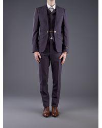 Vivienne Westwood - Blue Wool Blazer for Men - Lyst
