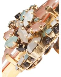 Erickson Beamon | Pink Girls On Film Ring | Lyst