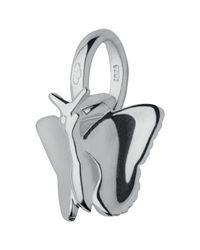 Links of London | Metallic Mini Butterfly Charm | Lyst