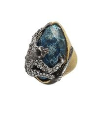 Alexis Bittar | Metallic Mauritus Gold Spider Monkey Ring | Lyst