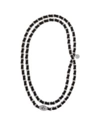 Mulberry | Metallic Bayswater Chain Necklace | Lyst