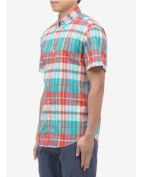 J.Crew | Multicolor Short-sleeve Shirt for Men | Lyst