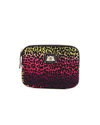 Juicy Couture - Multicolor Ombre Leopard Ipad Mini Zip Around Case - Lyst