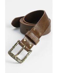 DIESEL | Brown Bacip Belt for Men | Lyst