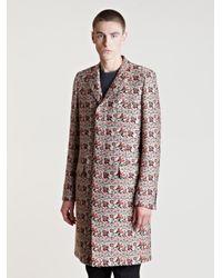 Dries Van Noten - Multicolor Mens Radley Coat for Men - Lyst