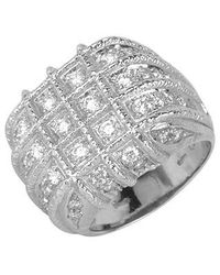 Torrini | Wallstreet - 18k White Gold Diamond Ring | Lyst